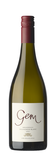Gem Marlborough Sauv Blanc 2008