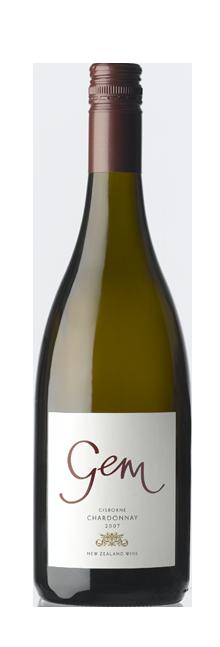 Gem Gisborne Chardonnay 2007