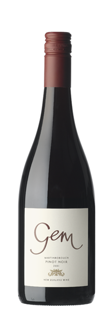 Gem Martinborough Pinot Noir 2011